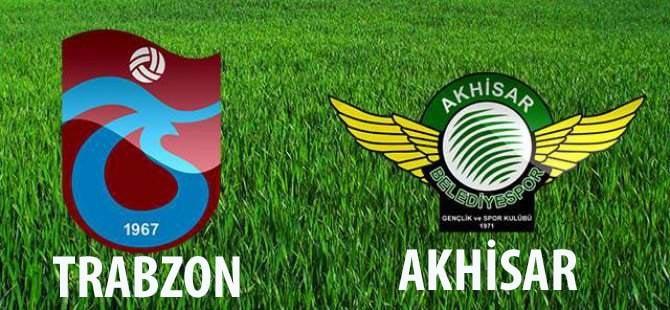 Trabzonspor Akhisarspor Maçı Canlı İzle 15 Eylül 2017