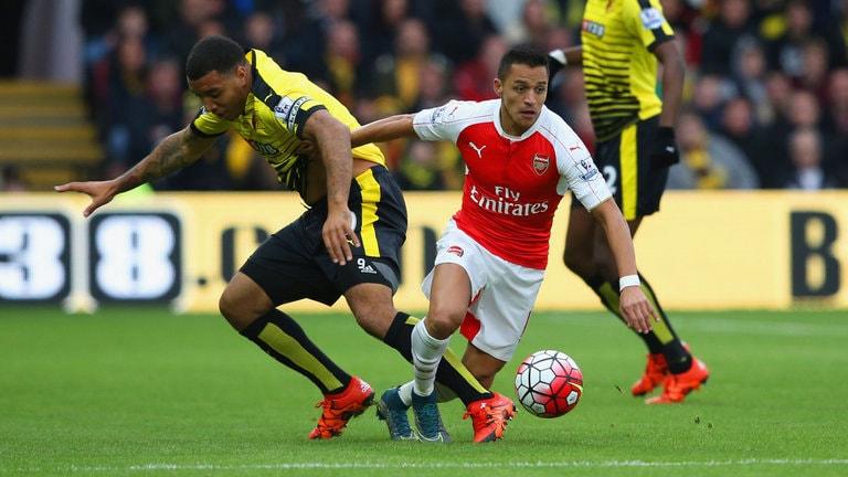 Watford Arsenal Maçı Canlı İzle 14 Eylül 2017