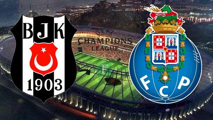 Beşiktaş Porto Maçı