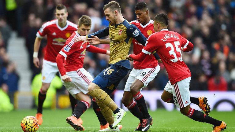 Arsenal Manchester United Maçı