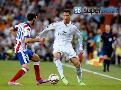 Atletico Madrid Real Madrid Maçı