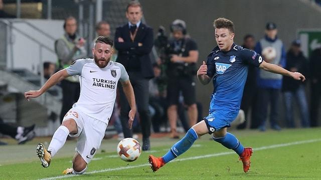 Başakşehir Hoffenheim Maçı