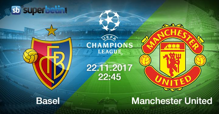 Basel Manchester United Maçı