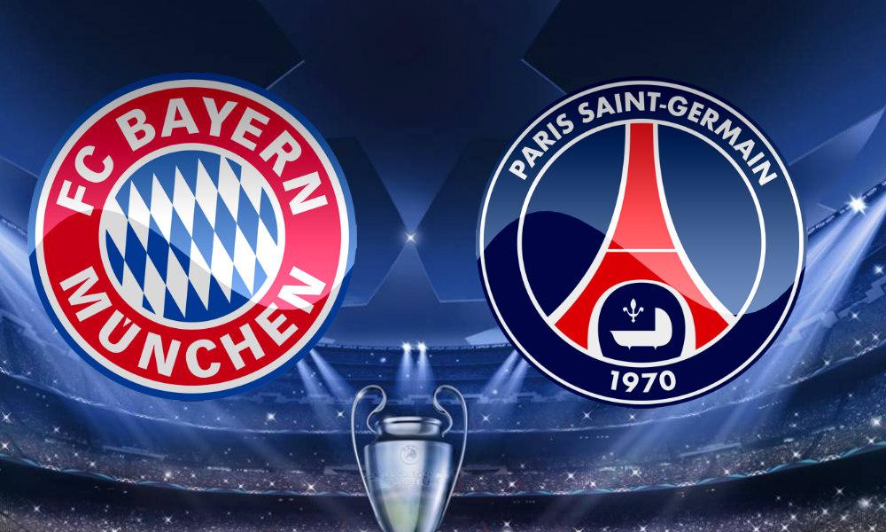 Bayern München PSG Maçı