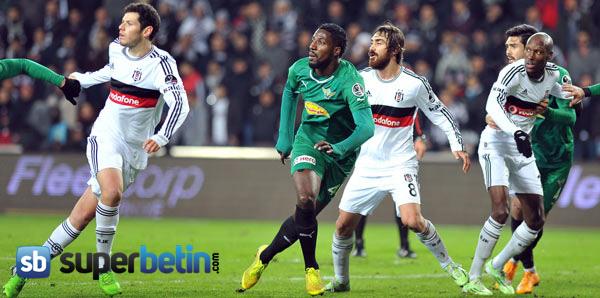 Beşiktaş Akhisarspor Maçı