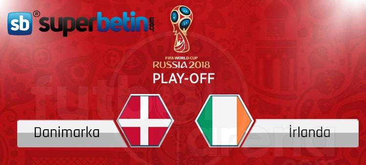 Danimarka İrlanda Maçı
