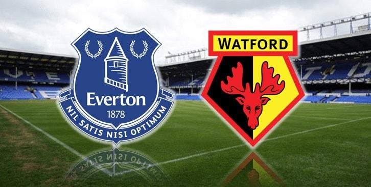 Everton Watford Maçı