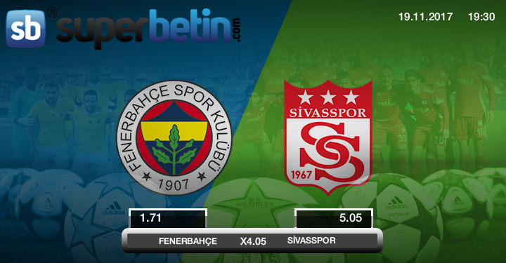 Fenerbahçe Sivasspor Maçı