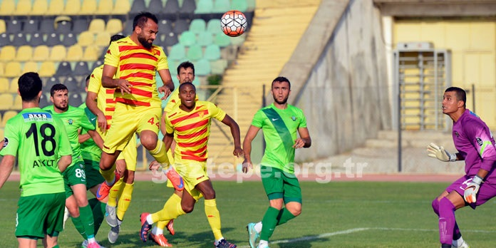 Göztepe Akhisarspor Maçı