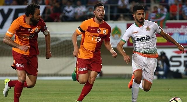 Galatasaray Alanyaspor Maçı