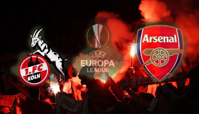 Köln Arsenal Maçı
