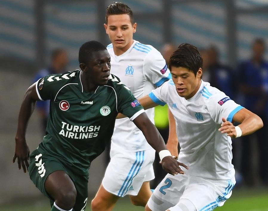 Konyaspor Marseille Maçı