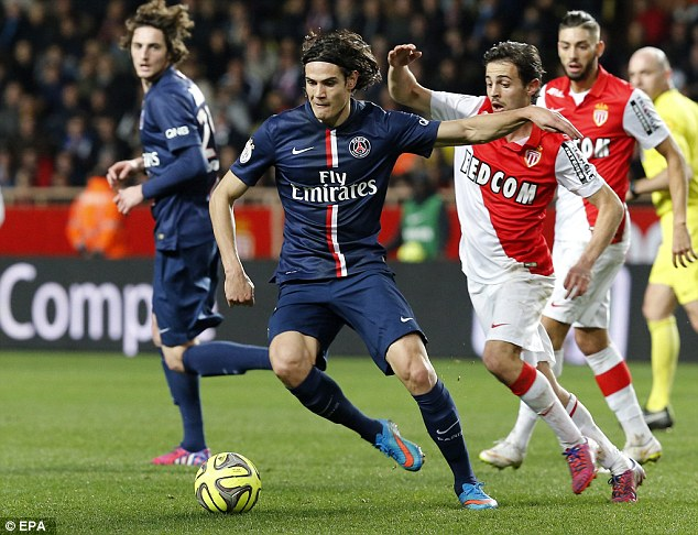 Monaco Paris Saint Germain Maçı