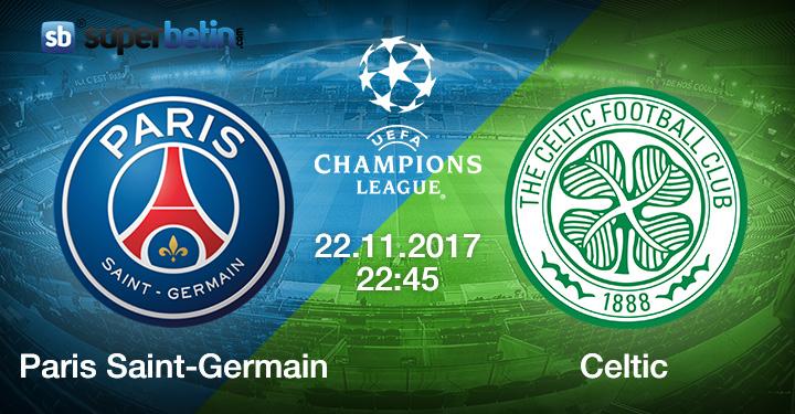Paris Saint Germain Celtic Maçı