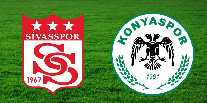 Sivasspor Konyaspor Maçı