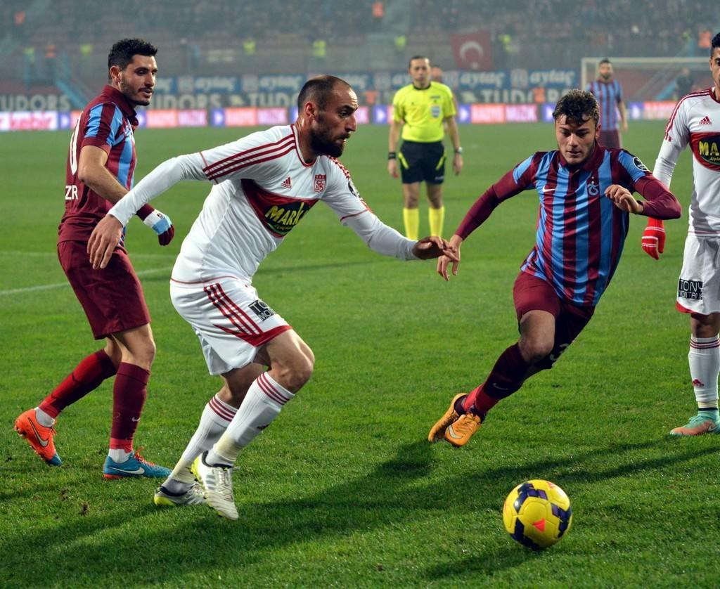 Sivasspor Trabzonspor Maçı