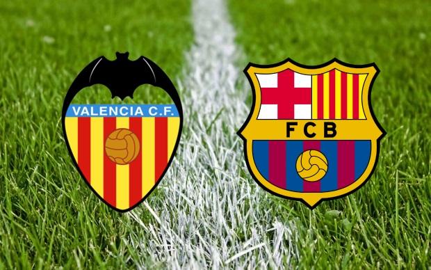 Valencia Barcelona Maçı