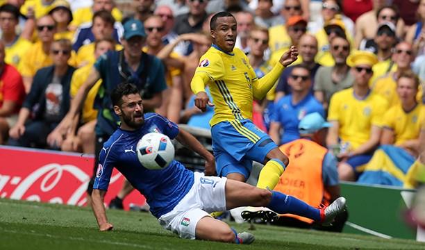 İtalya İsveç Maçı