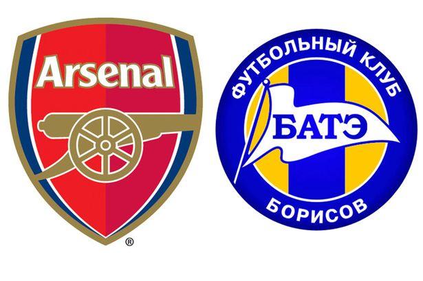 Arsenal BATE Borisov Maçı