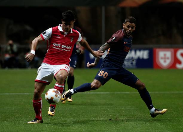 Başakşehir Braga Maçı