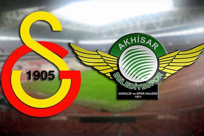 Galatasaray Akhisarspor Maçı