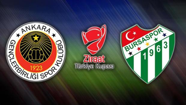 Gençlerbirliği Bursaspor Maçı Canlı İzle