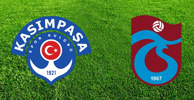 Kasımpaşa Trabzonspor Maçı