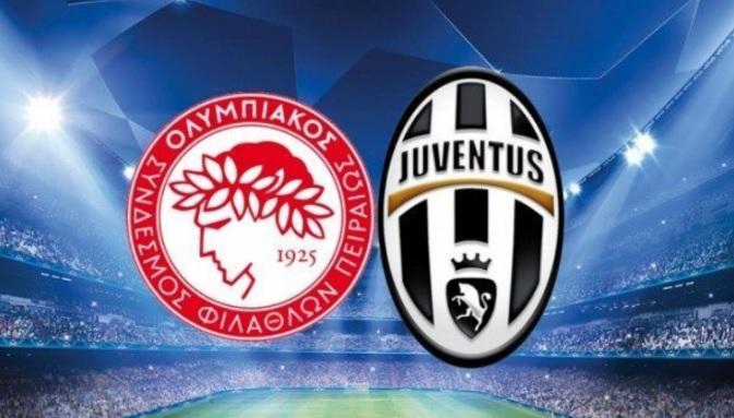 Olympiakos Juventus Maçı Canlı İzle