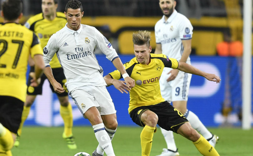 Real Madrid Borussia Dortmund Maçı