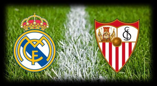 Real Madrid Sevilla Maçı
