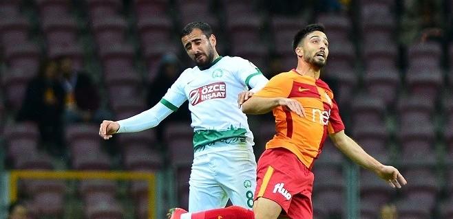 Sivas Belediyespor Galatasaray Maçı