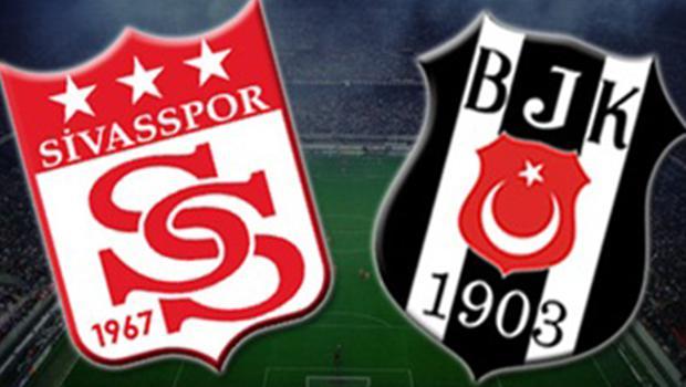 Sivasspor Beşiktaş Maçı Canlı İzle