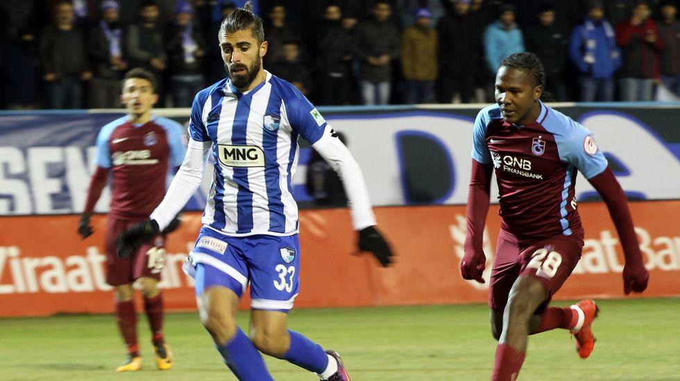 Trabzonspor Erzurumspor Maçı