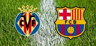 Villareal Barcelona Maçı