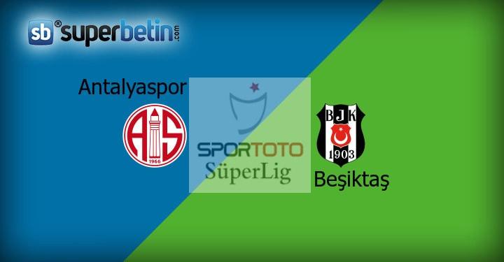 Antalyaspor Beşiktaş Maçı Canlı İzle