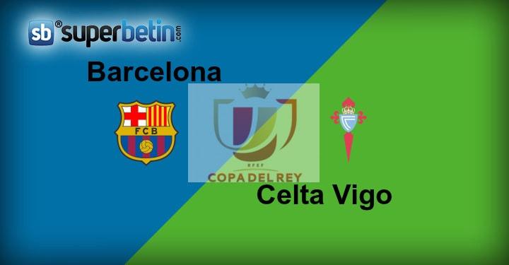 Barcelona Celta Vigo Maçı Canlı İzle