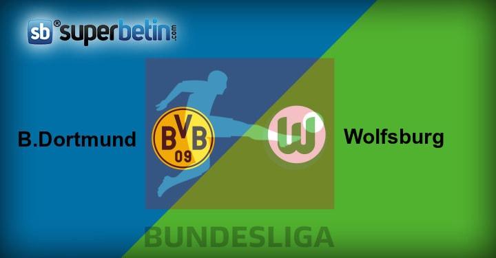 Borussia Dortmund Wolfsburg Maçı Canlı İzle