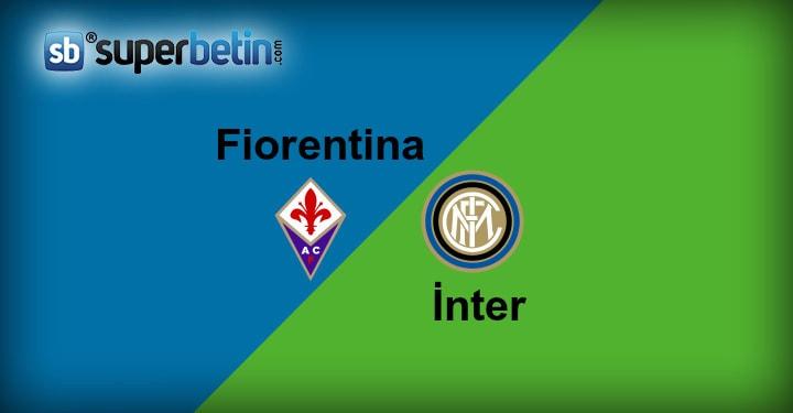 Fiorentina İnter Maçı Canlı İzle
