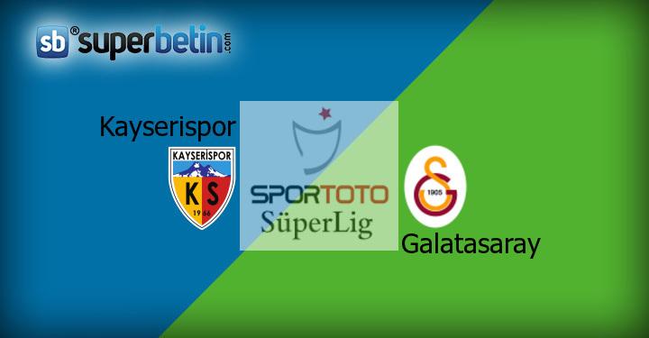 Kayserispor Galatasaray Maçı Canlı İzle