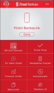 Ziraat Bankası Qr ile Yatırım