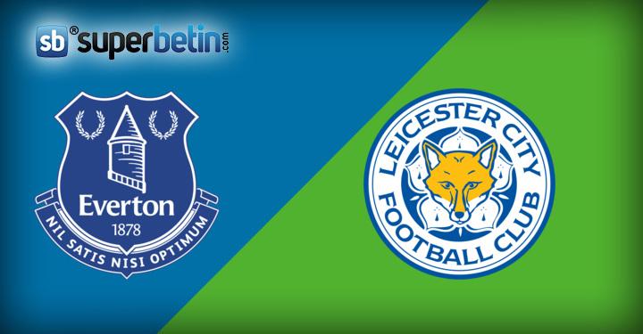 Everton Leicester City Maçı