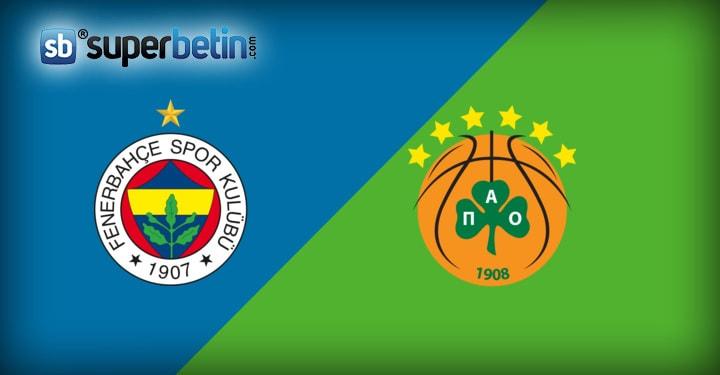 Fenerbahçe Panathinaikos Maçı