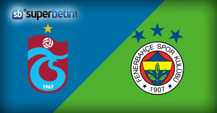 Trabzonspor Fenerbahçe Maçı Canlı İzle