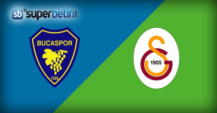 Bucaspor Galatasaray Maçı