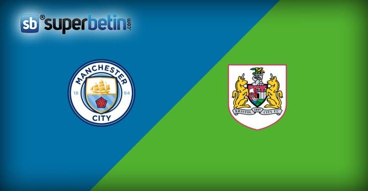 Manchester City Bristol City Maçı