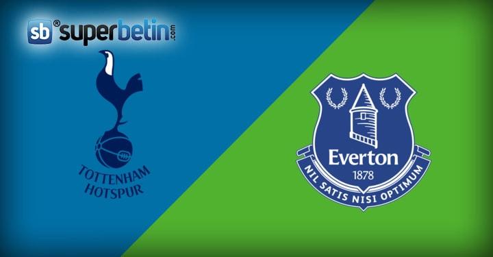 Tottenham Everton Maçı