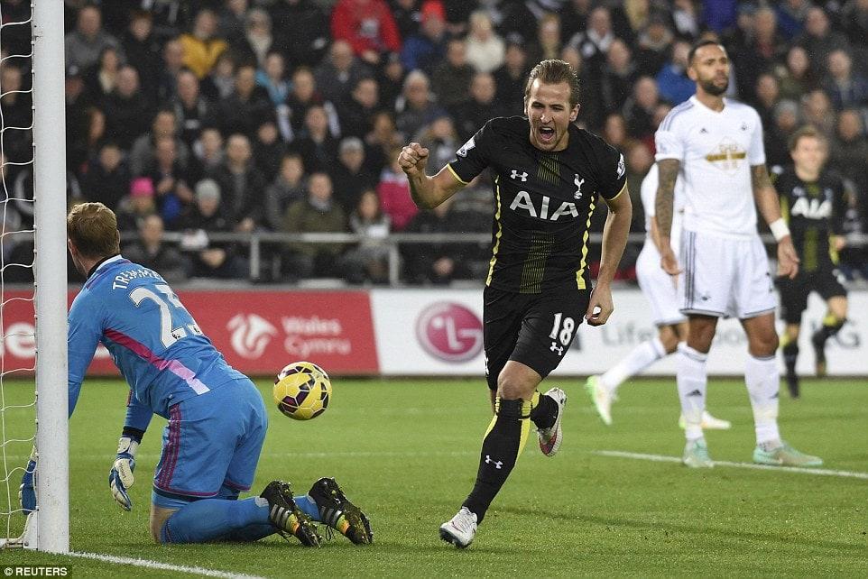 Swansea City Tottenham Maçı