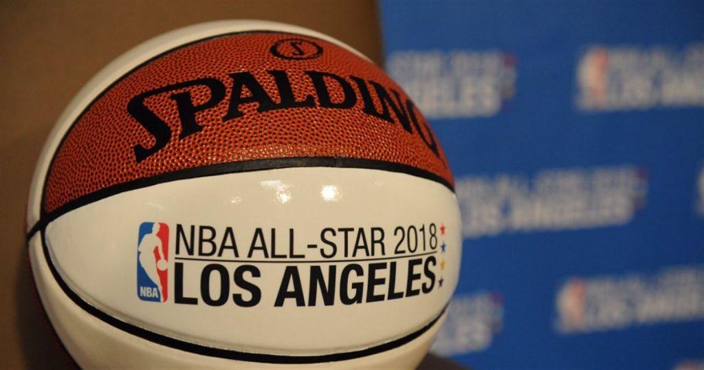 2018 NBA ALL STAR