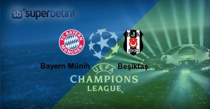 Bayern Münih Beşiktaş Maçı Canlı İzle