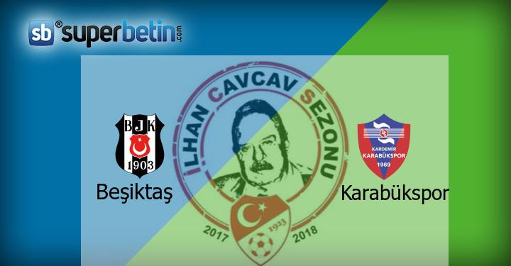 Beşiktaş Karabükspor Maçı Canlı İzle